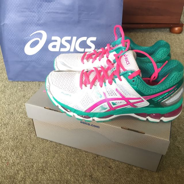 Aasics Running Shoes Size 8