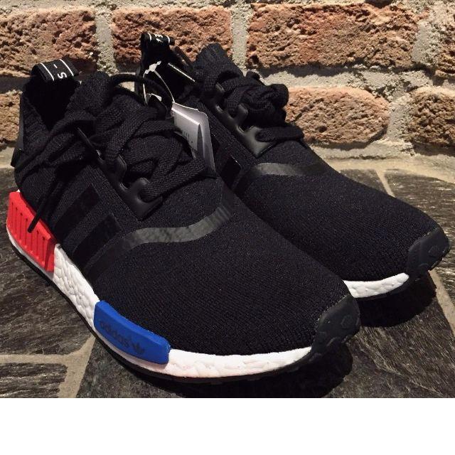Adidas NMD R1 OG Core Black!