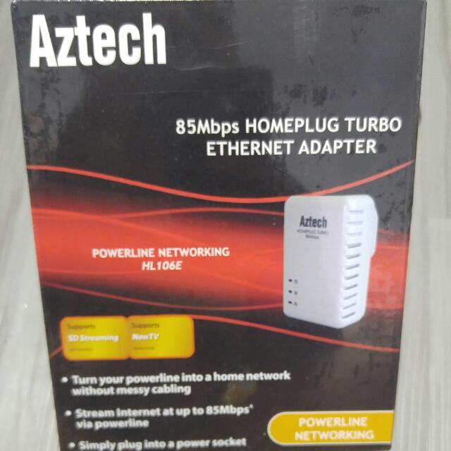 Aztech Ethernet Adapter