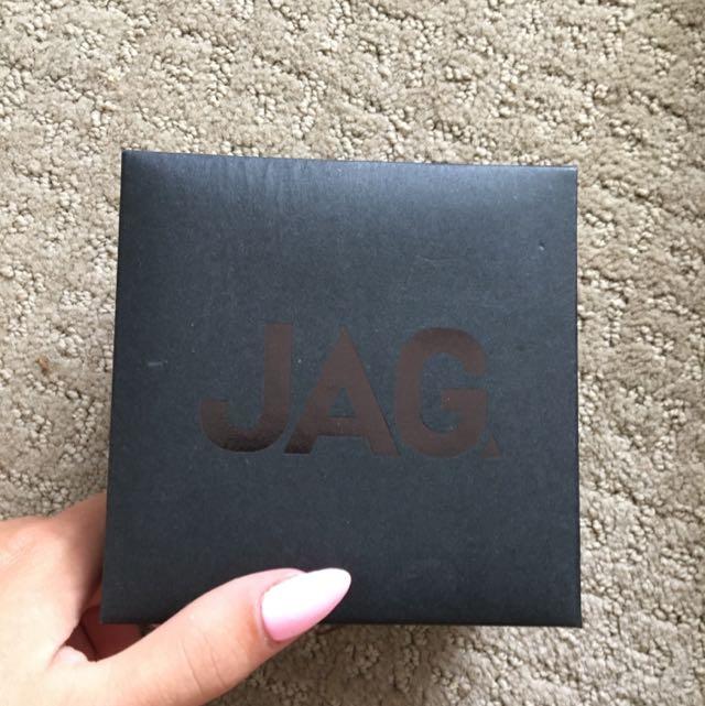 Black Jag Watch
