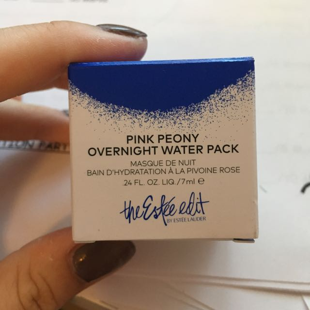 BN Estée Lauder Overnight Sleeping Mask