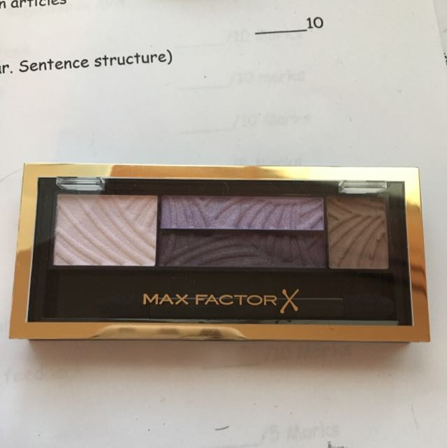 BN Max Factor Eyeshadow