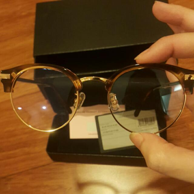 96f81dc4240 Brand New Ori GENTLE MONSTER GLASSES Blue Moon M B4 From Korea ...