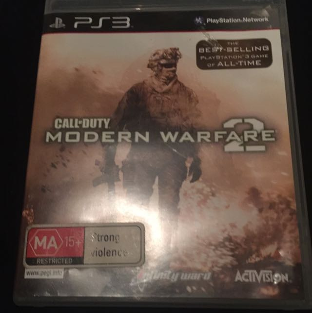 Call Of Duty MOD:2