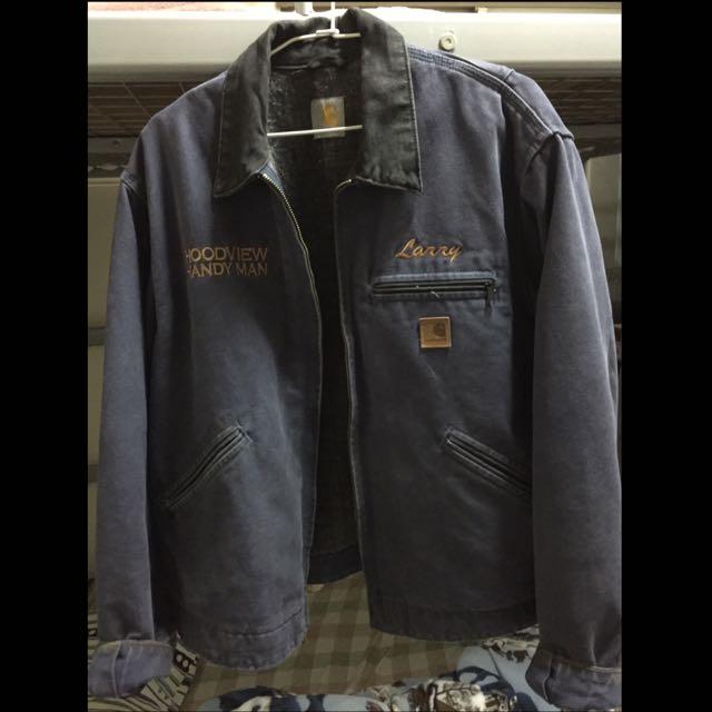 Carhartt 工裝外套 古著 復古 Vintage Jacket 70