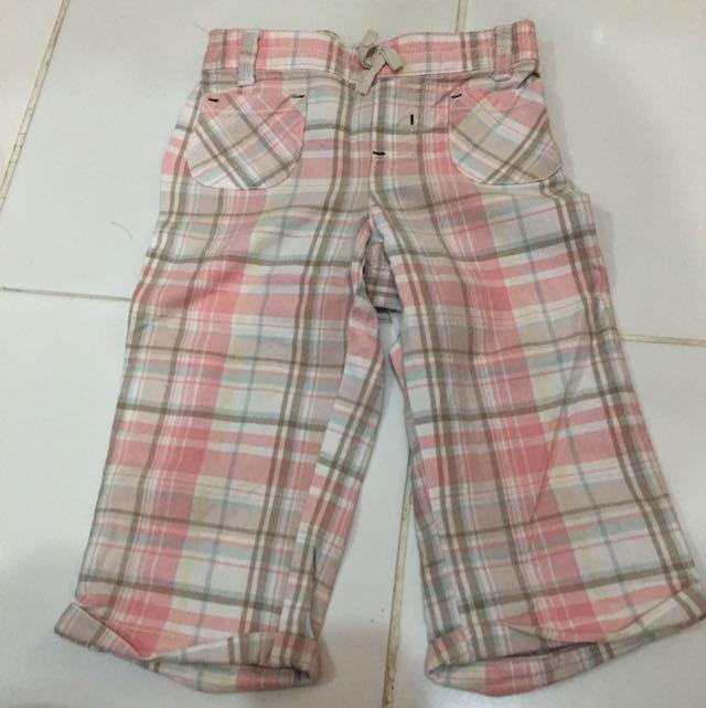 Celana Panjang Up To 4 Tahun