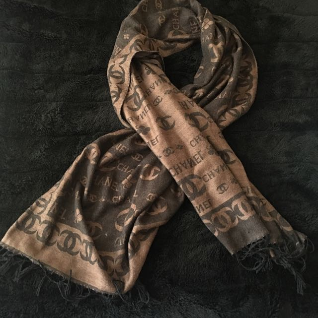 Chanel Scarf | Faux