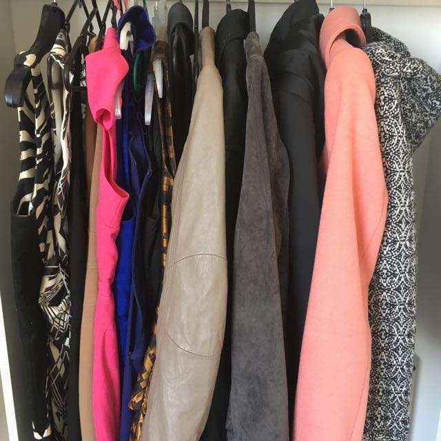Dresses And Jackets