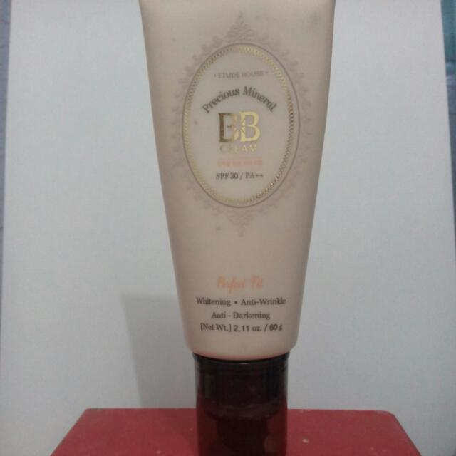 Etude House Precious Mineral BB Cream Perfect Fit Shade W13 (Natural beige)