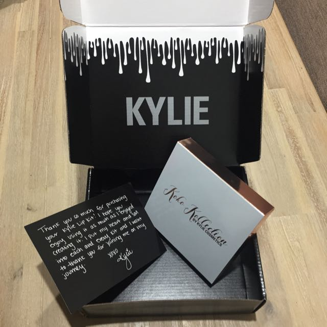 Genuine Kylie cosmetics KoKo Kollection