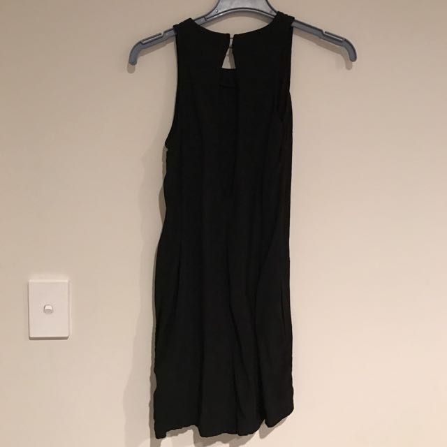 Glassons black jumpsuit