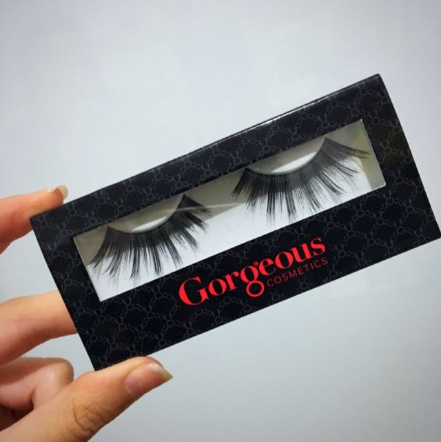 Gorgeous Fake Lashes From Sephora