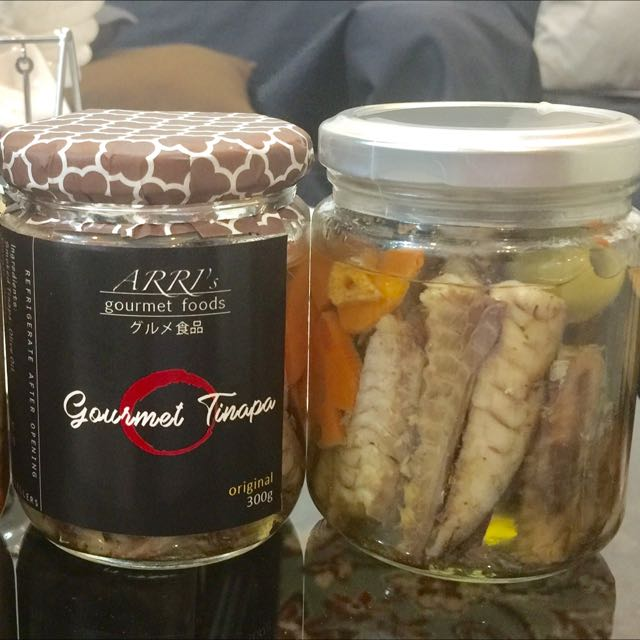 Gourmet Tinapa Cooked In Olive Oil