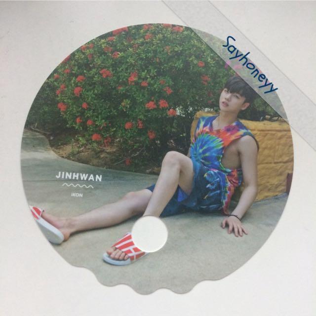 iKON Jinhwan Kony's Summertime Photocard Collection