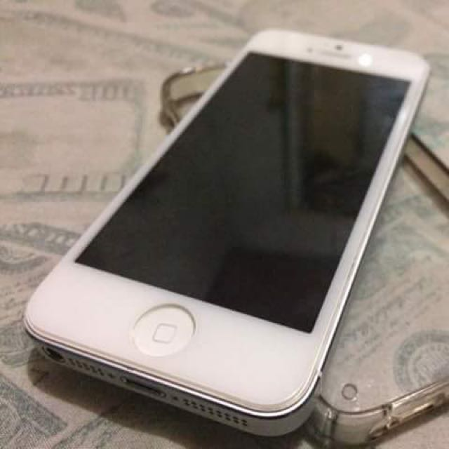 IPHONE 5 SILVER 16GB OPENLINE VIA GPP