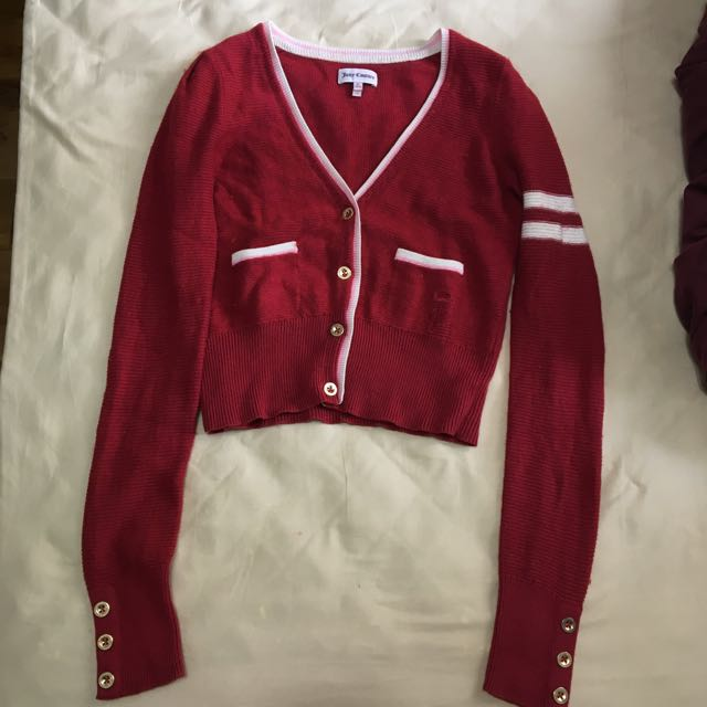 Juicy Couture Cardi
