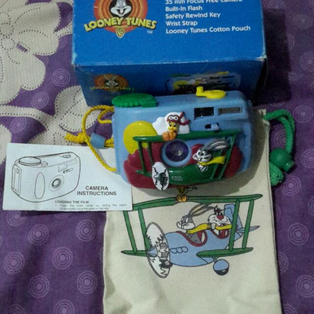 Kamera Anak2 Looney Tunes