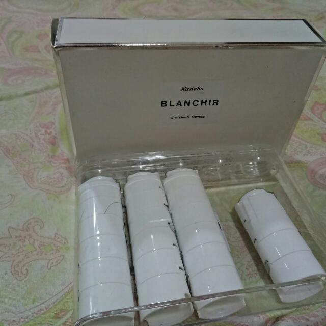 Kanebo Blanchir Whitening Powder