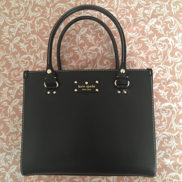 Fast sale! Kate Spade Wellesley Leather
