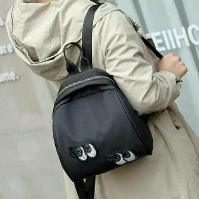 Korean Eyes Backpack