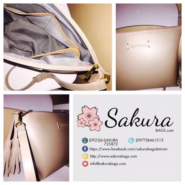 Light Brown Sling bag  With Compartments For Sale