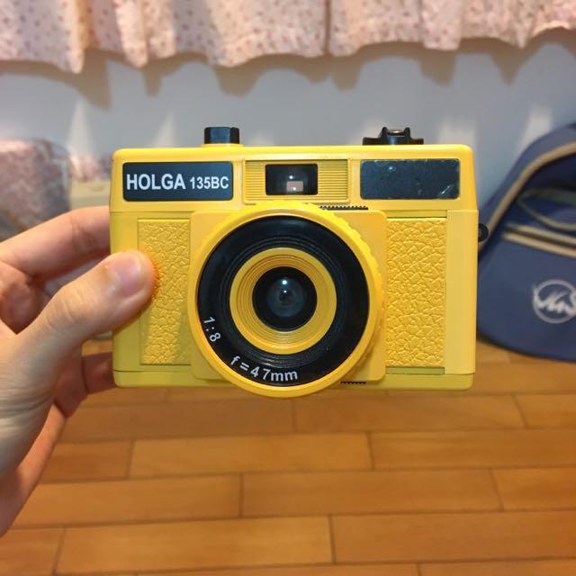 Lomo 缺角 底片相機 玩具機 Holga 135BC