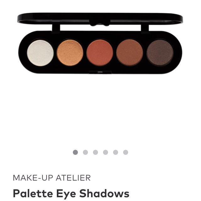 Makeup Atelier T15 Eyeshadow Palette
