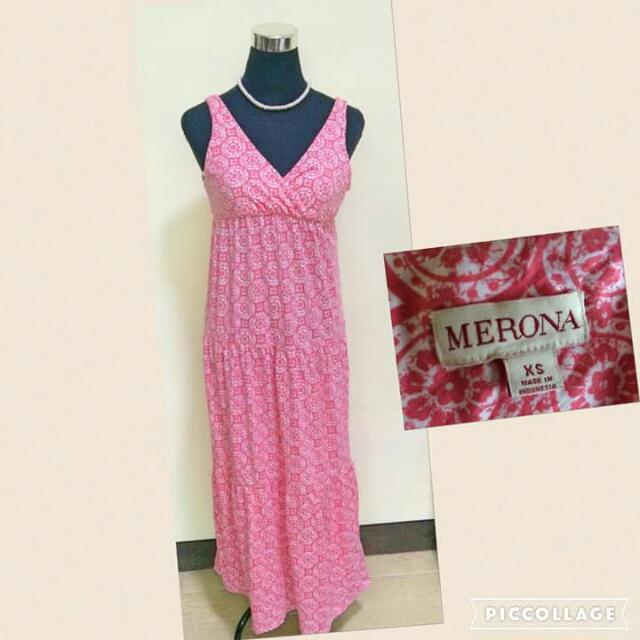 Merona Maxi Dress