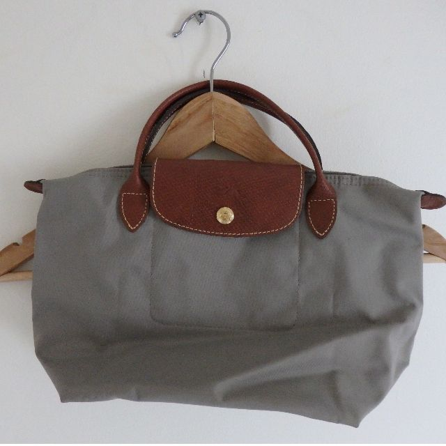 NEVER USED Small Longchamp tote