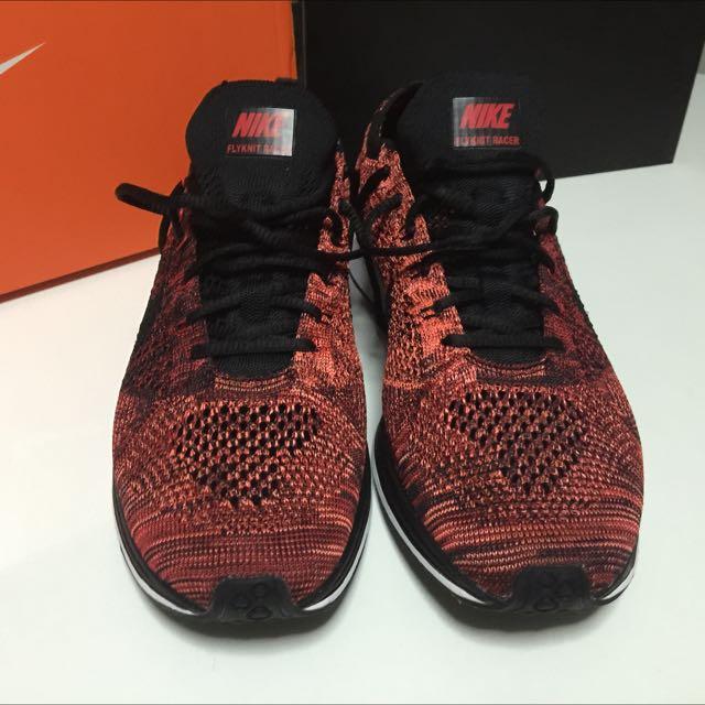 426c3e9cc157 Nike Flyknit Racer ( Fire Rooster )
