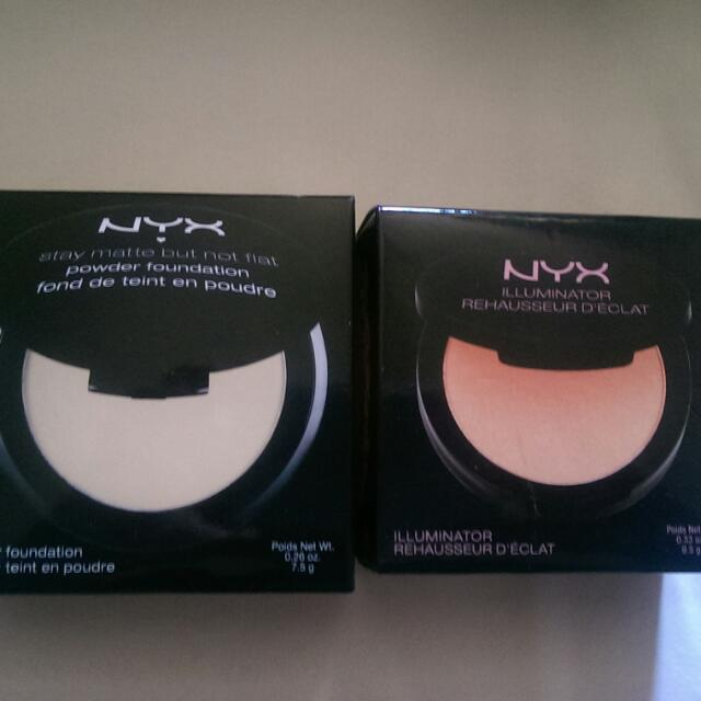 Nyx Makeup Bundle