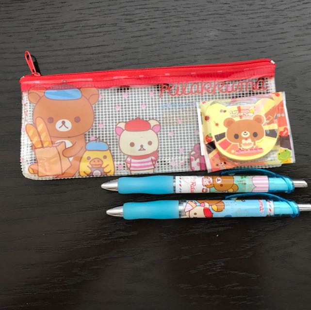 Pencil Case Pack
