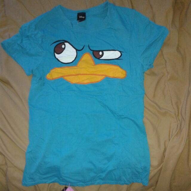 Perry The Platypus Tshirt