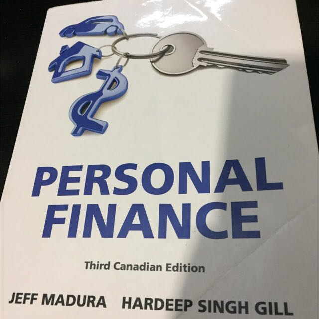 Personal Finance Texbook