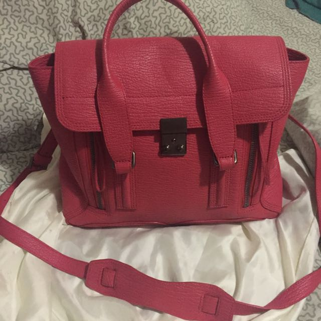 Phili Lim Pashli In Medium Raspberry Pink