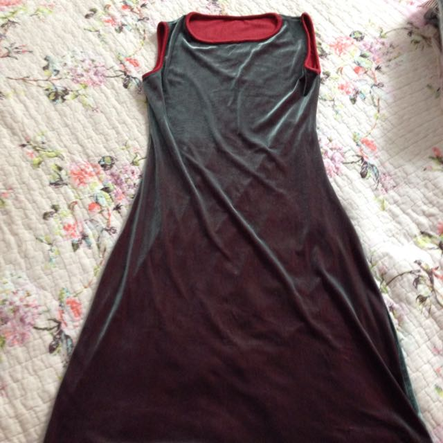 Preloved No-brand Night Party Dress