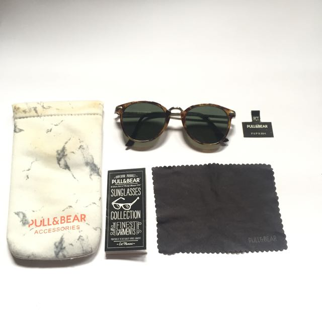 Pull & Bear Sunglasses Collection
