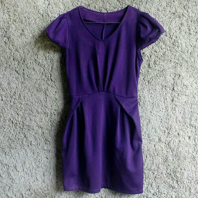 REPRICE!! Purple Dress