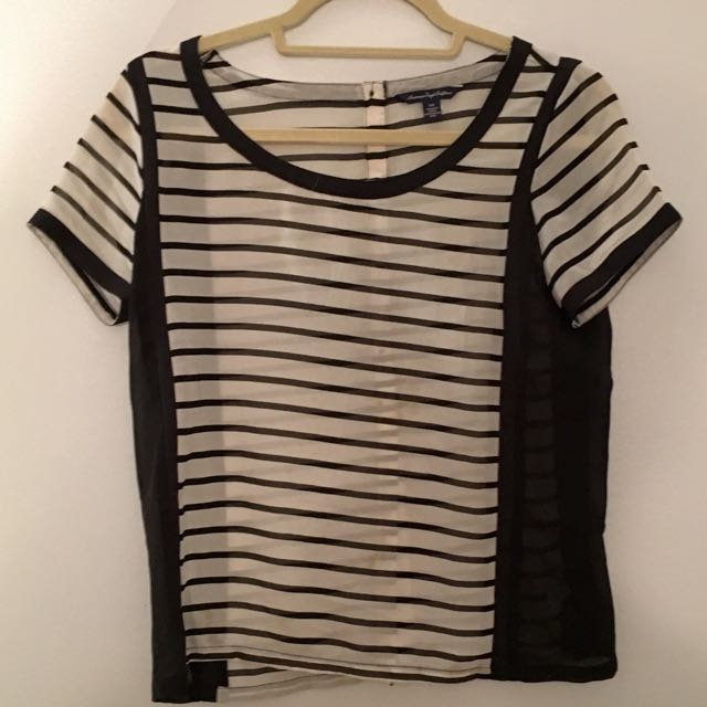 S American Eagle Top