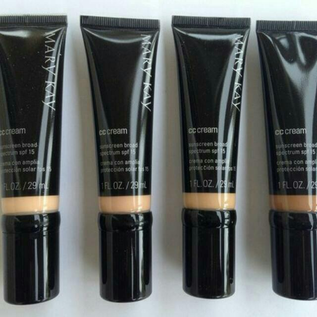 SALE! CC Cream Complexion Corrector Light To Medium By Mary Kay