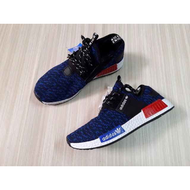 big sale b2453 b6c6b SEPATU ADIDAS NMD RUNNER IMPORT (NMD YEZZY BIRU), Men's ...