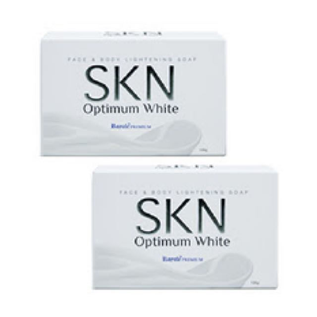 SKN Face And Body Soap