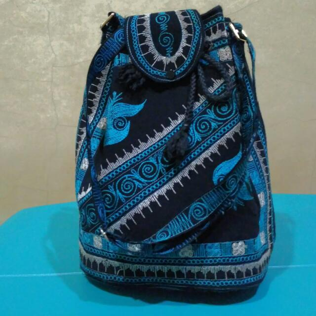 Sling Bag Ethnic Aceh Gayo