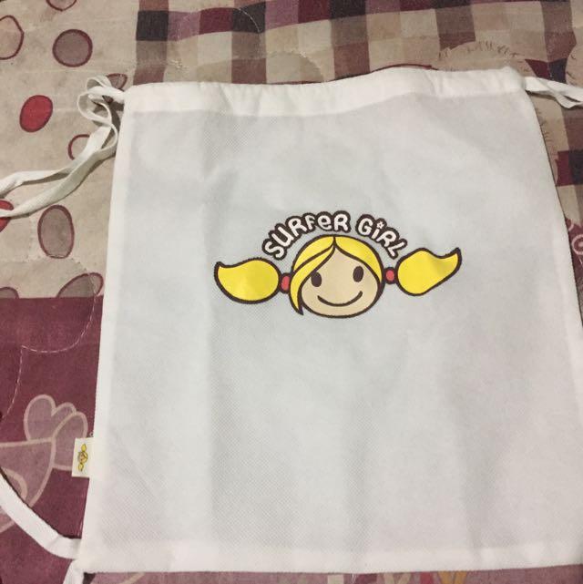Surfer Girl Mini Bag Pack