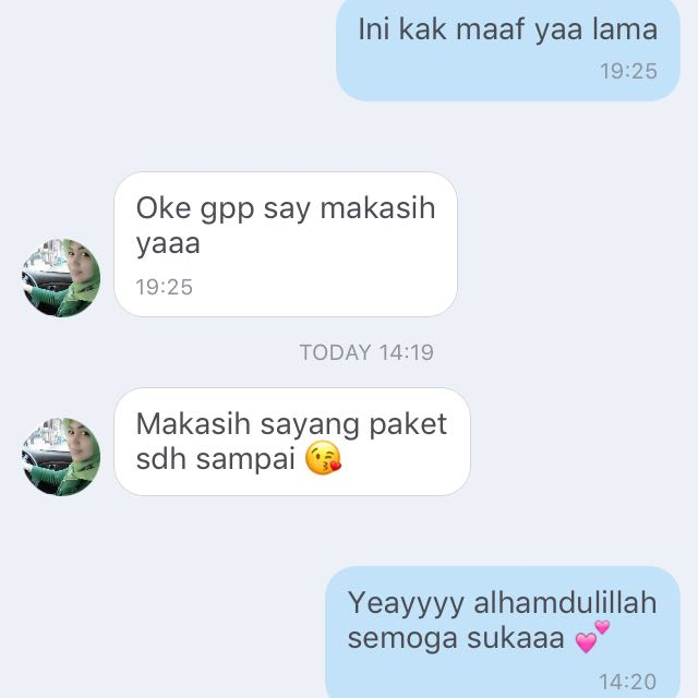 Testi Pengiriman Make Over Hydrating Serum