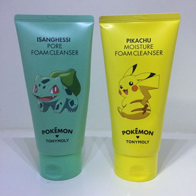 Tony Moly Pokemon Facial Wash