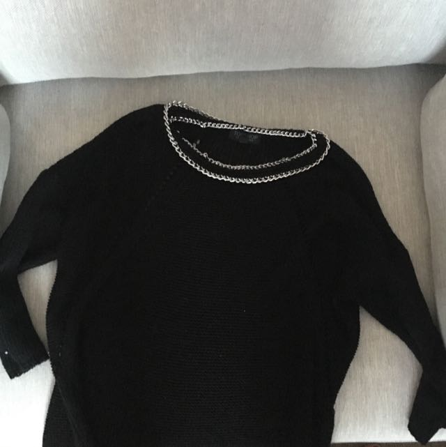 Top shop Jumper Size 6