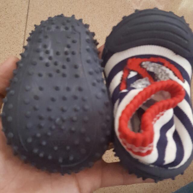 Tough Baby Shoes