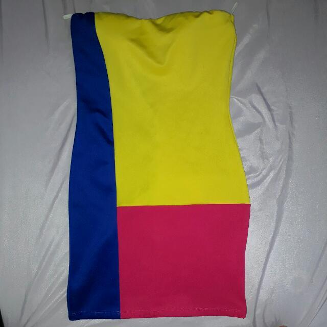 tube bodycon dress