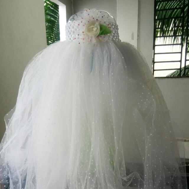 Tutu Dress And Headband Set